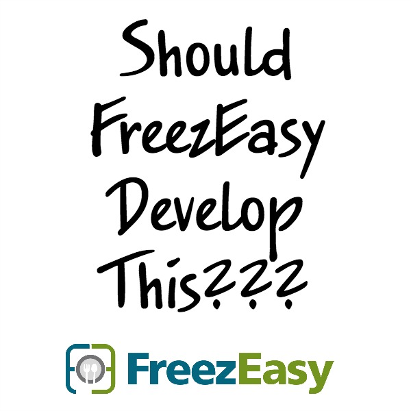 FreezEasy Develop This